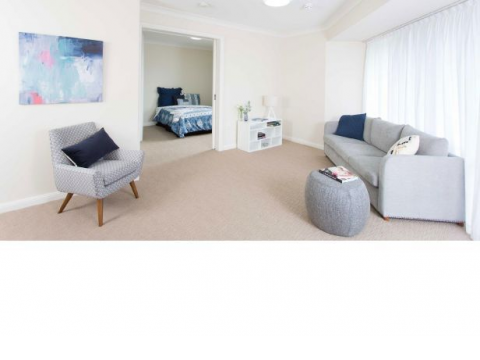 Wesley Mission Sydney's Alan Walker Village - Beautiful & Cozy 1 Bedroom Apartment