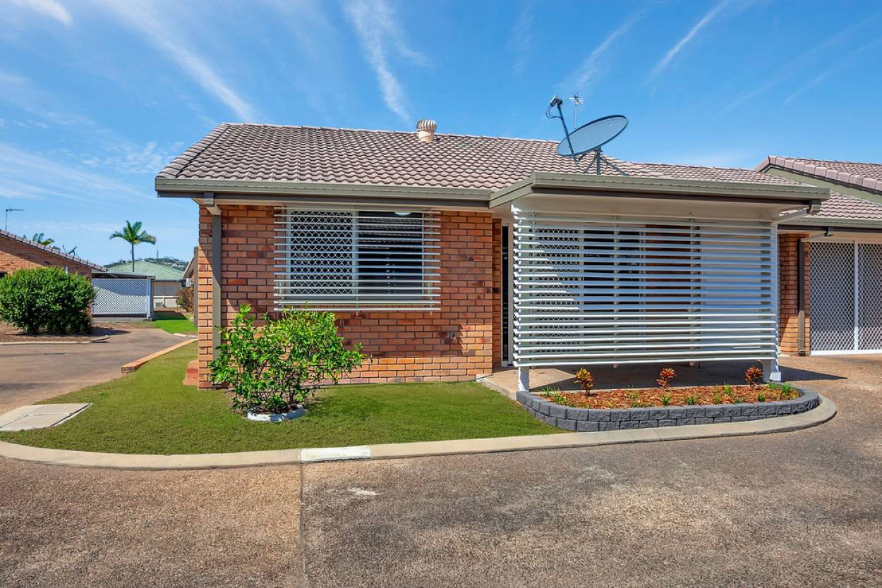 A walk up the garden path - Rowes Bay 56 - UNDER DEPOSIT 56/9 Havana Street - Rowes Bay 4810 Retirement Property for Sale