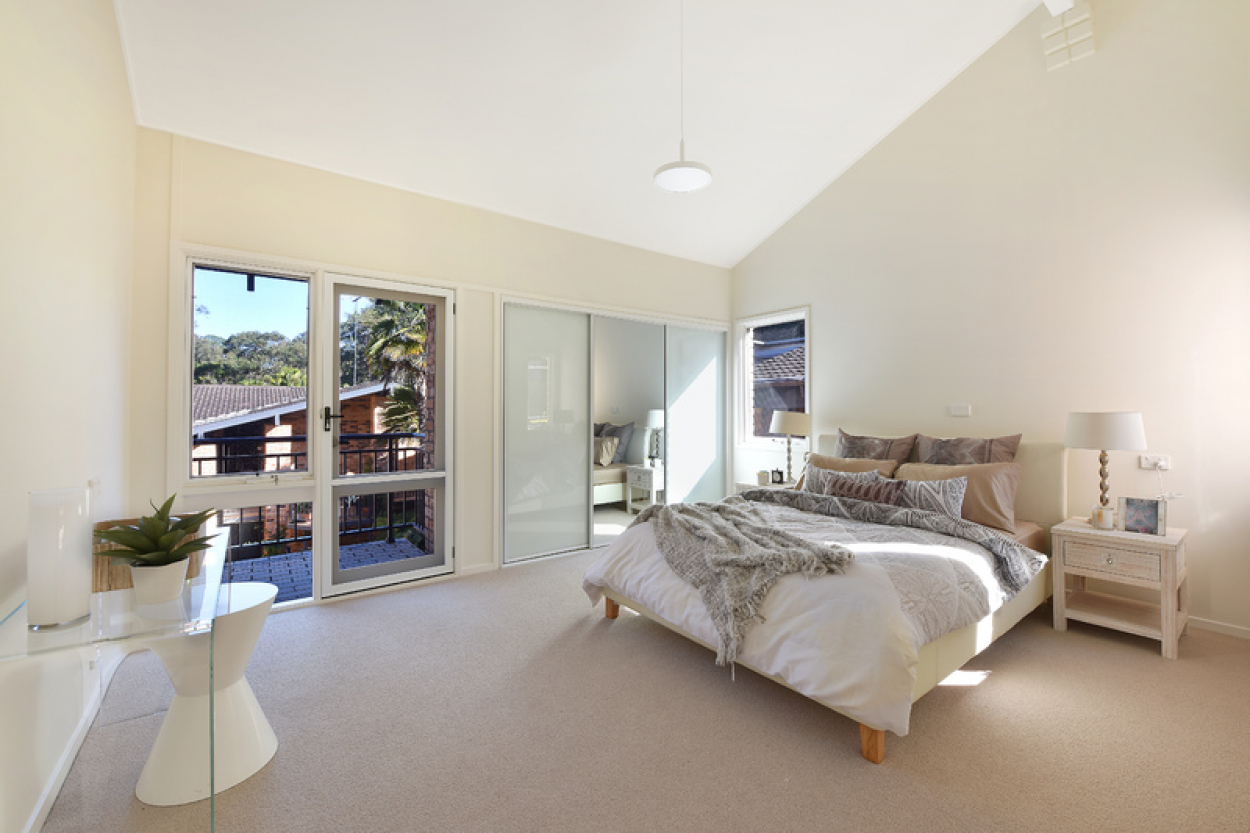 Spacious and bright independent living unit