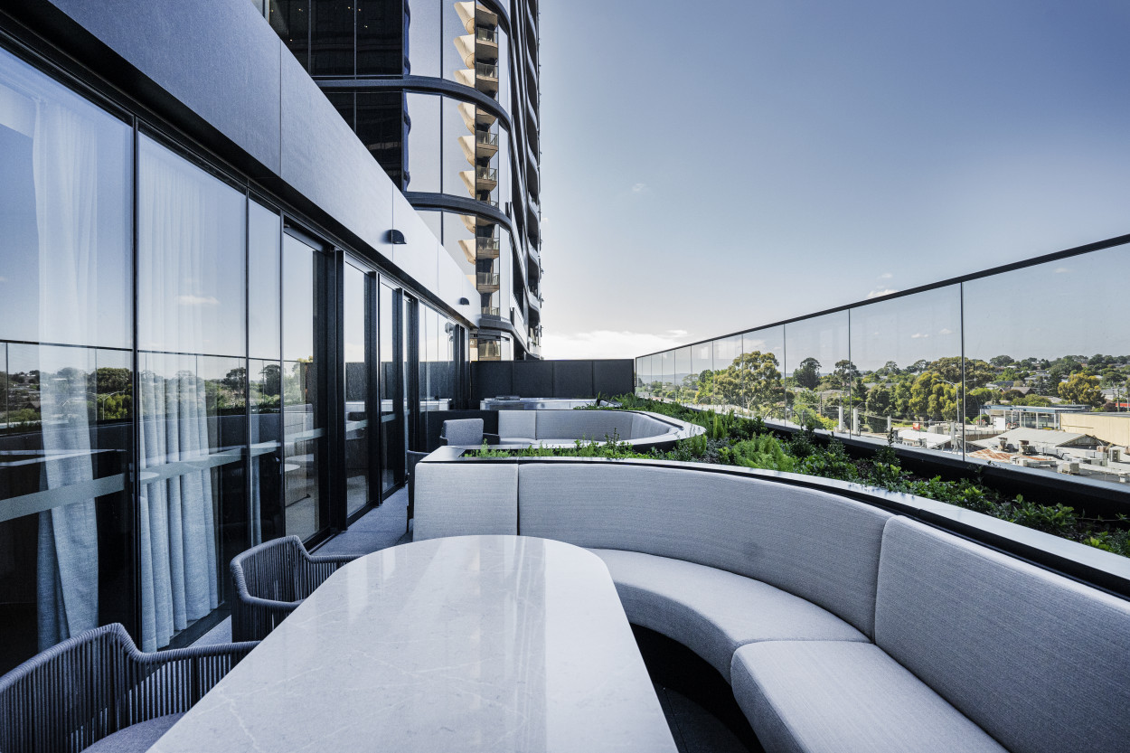 The height of luxury, in the heart of Glen Waverley 235 Springvale Road - Glen Waverley 3150 Downsizing Apartment for Sale