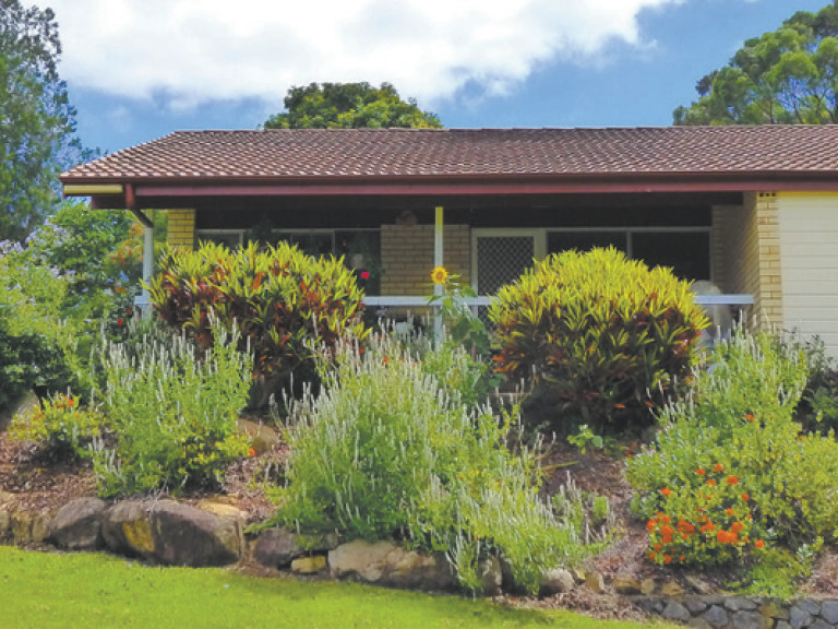 A picturesque, bushland lifestyle!