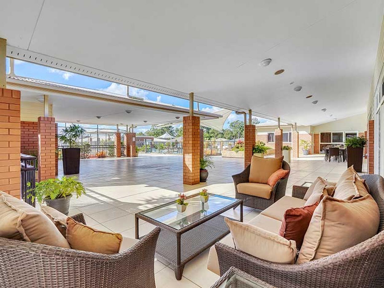 Spacious, brand new villa with a sunny aspect at Stretton Gardens