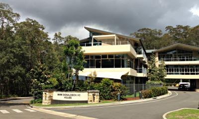 Mark Donaldson VC House