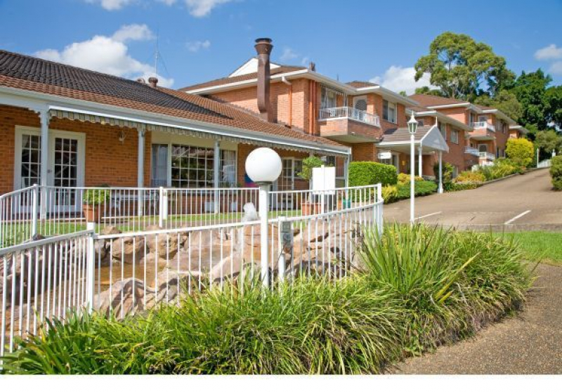 Greglea Retirement Community