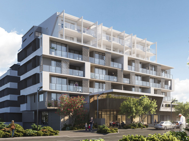 Apartment 505 | The Atrium Lutwyche