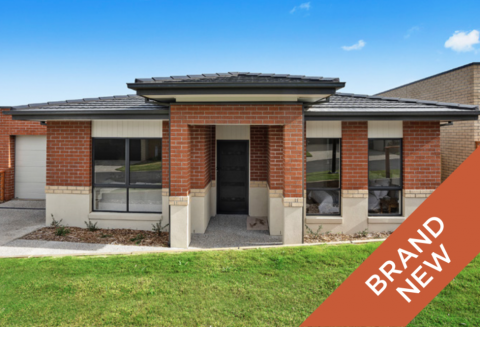 Brand new 2 bedroom home in Drysdale