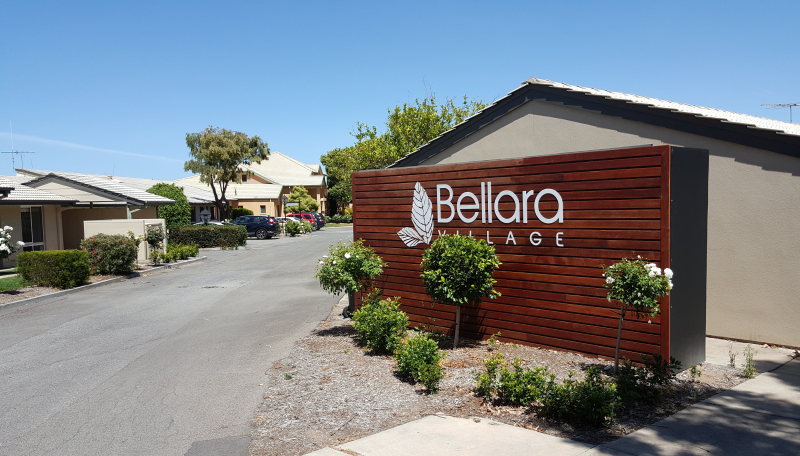 Bellara Retirement Village - Independent living villas