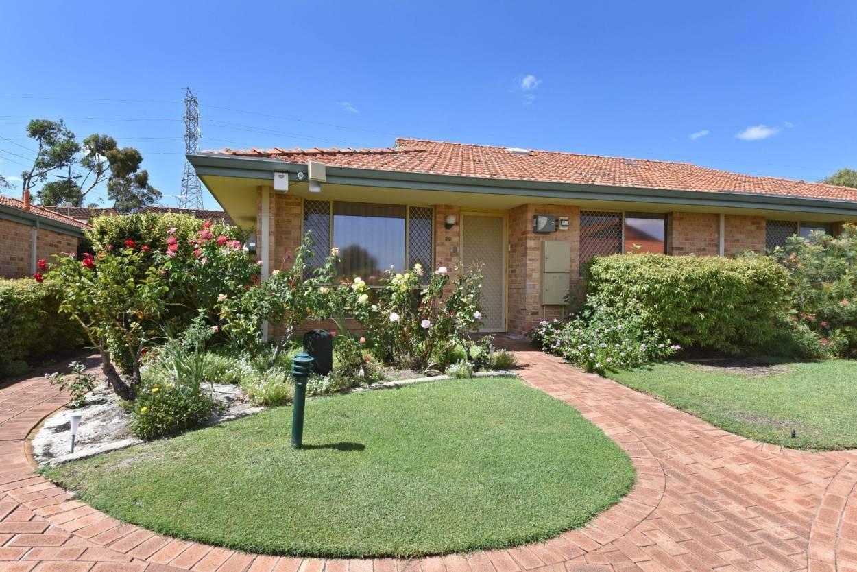 Villa 20 - River Pines Village Villa 20 -  25-27 Parkhill Way - Wilson 6107 Retirement Property for Sale