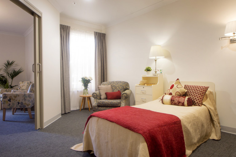Aged care at Resthaven Malvern
