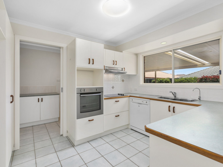A lovely, spacious home in a tranquil corner of the village