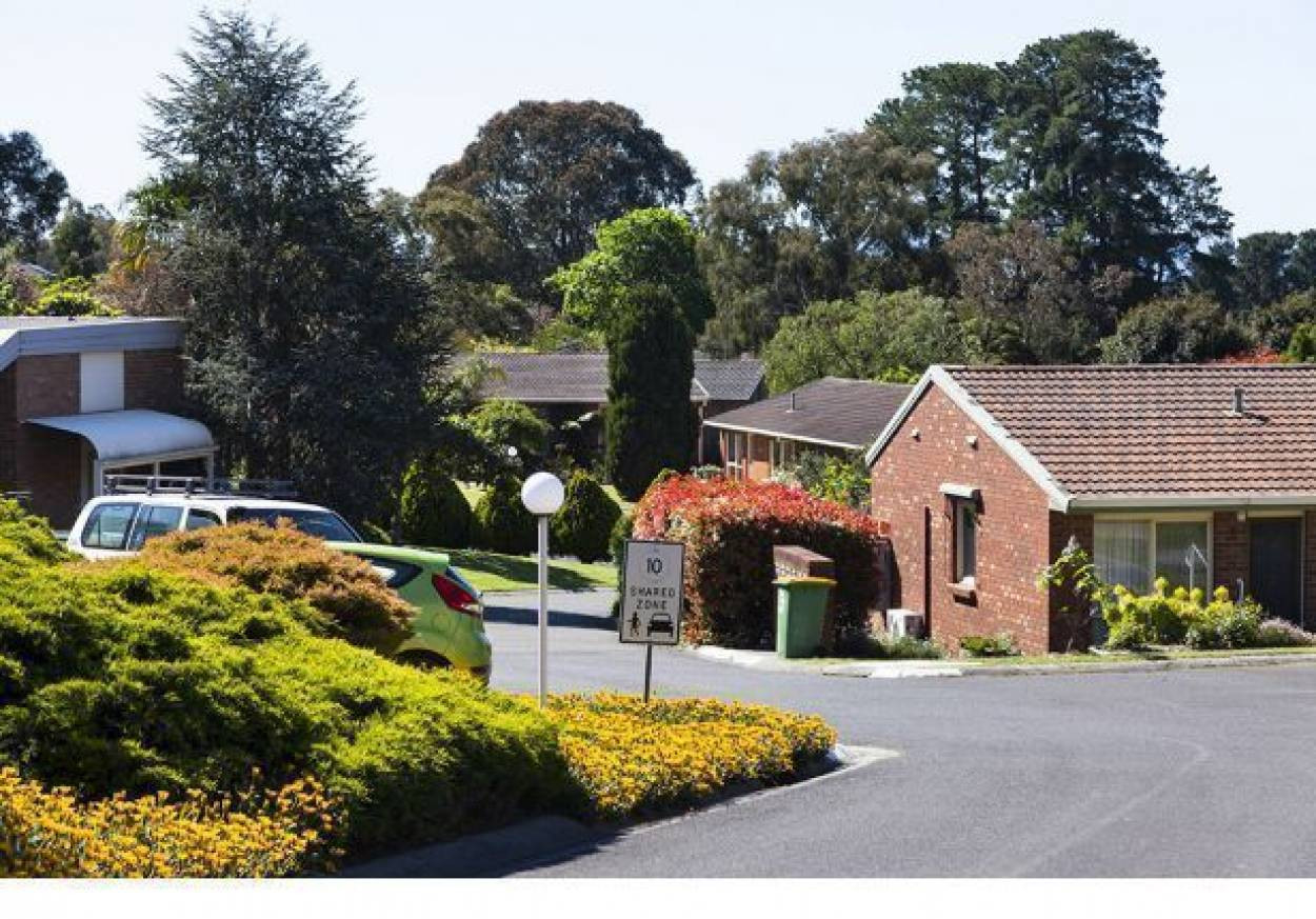 Independent Living Your Way - One and Two Bedroom Units Available 843 Mt Dandenong Road  - Montrose 3765 Retirement Property for Sale