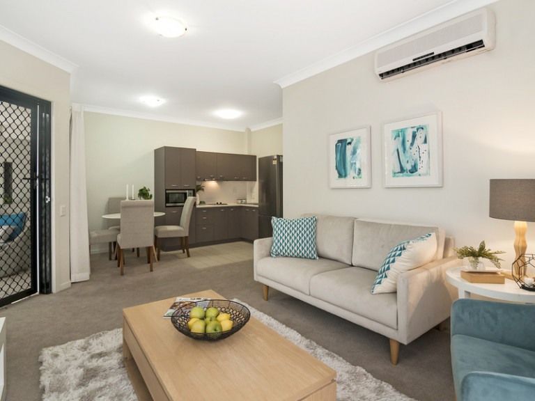 Neat and tidy one bedroom apartment
