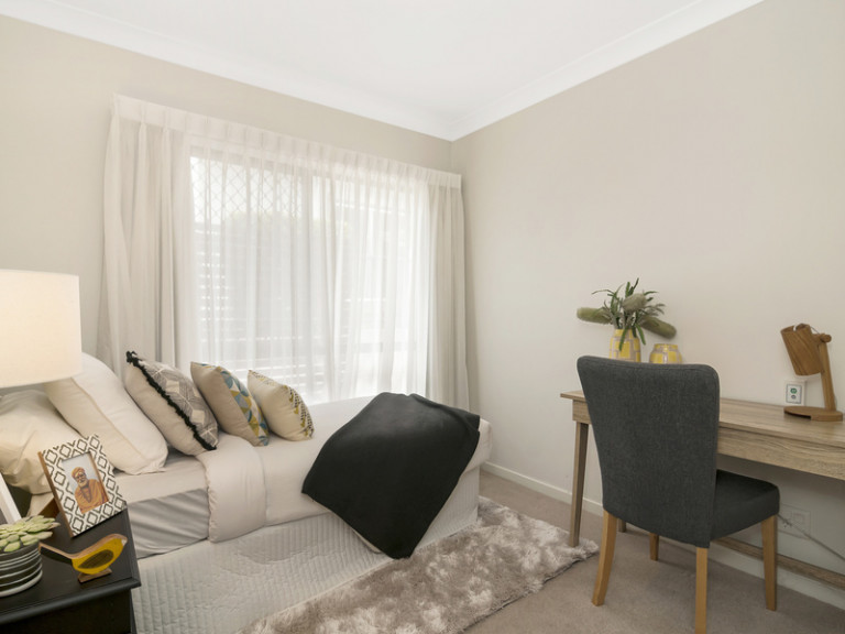 Low maintenance apartment, perfect for a laid back lifestyle