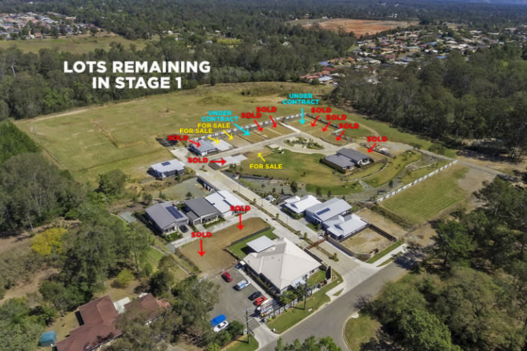 Affinity Sheep Station Creek - last 3 lots remaining in Stage 1