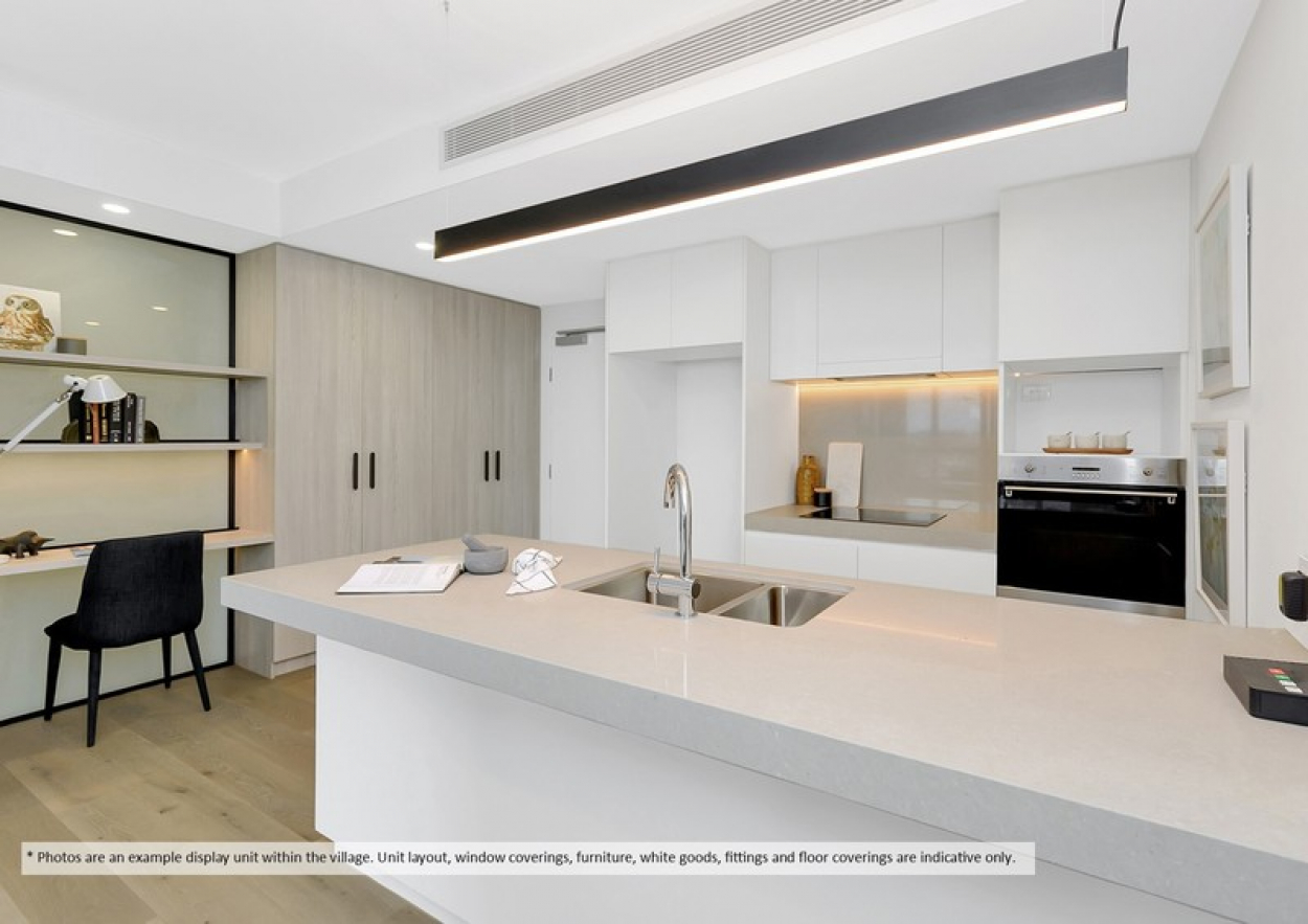 Contemporary retirement lifestyle in a fantastic location