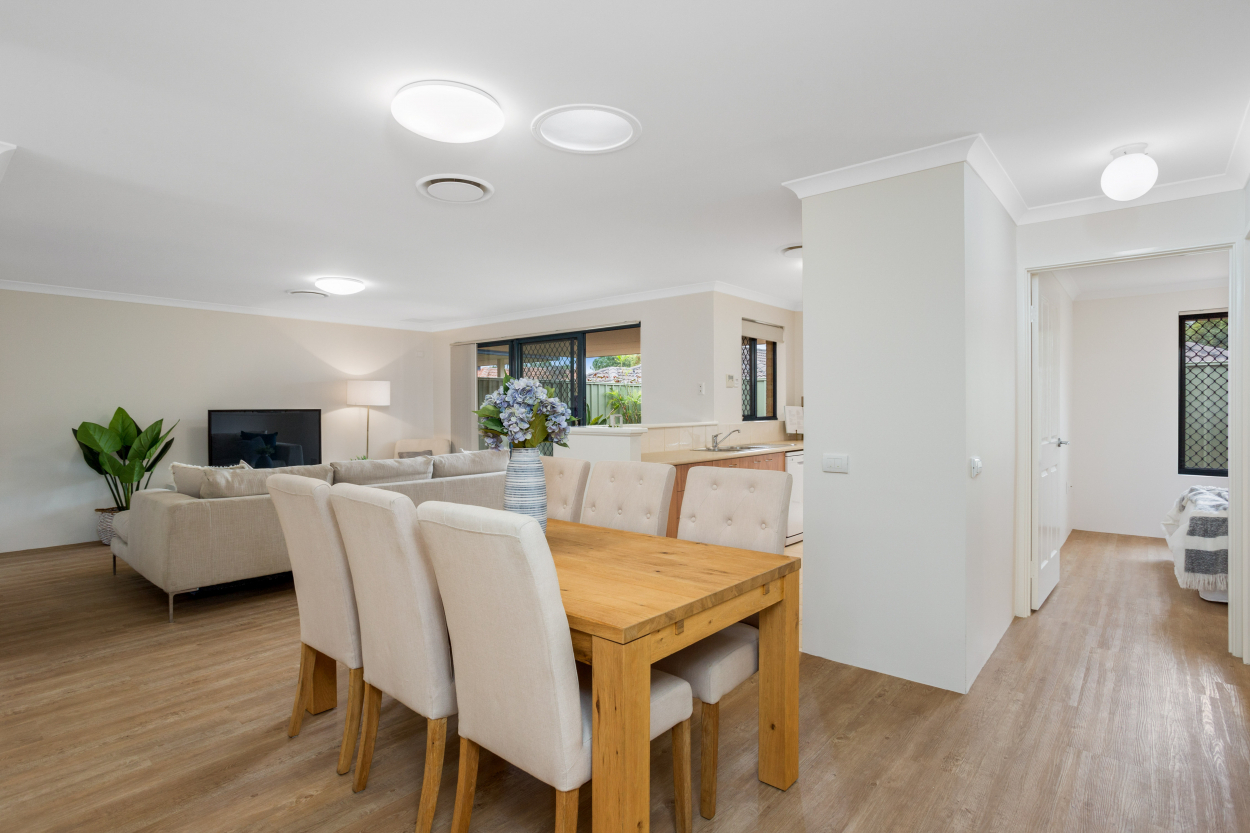 SwanCare - Federation Style Villas   Millstream Way - Bentley 6102 Retirement Property for Sale