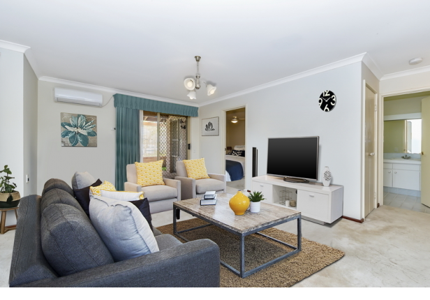 A wonderful blend of home and location giving you a lifestyle you deserve and will enjoy.