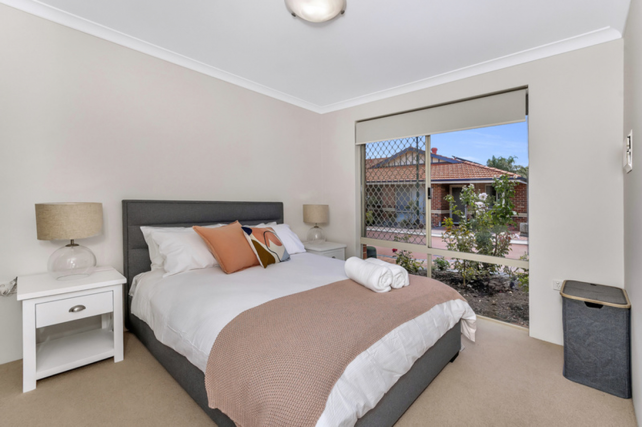 Enjoy open plan living and new flooring throughout.