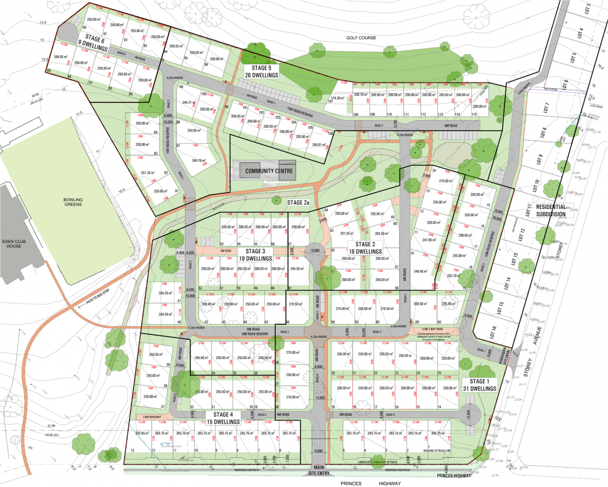 The 'Rixon' - Freehold house and land package