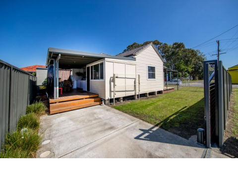 A Great Starter Home or Investment