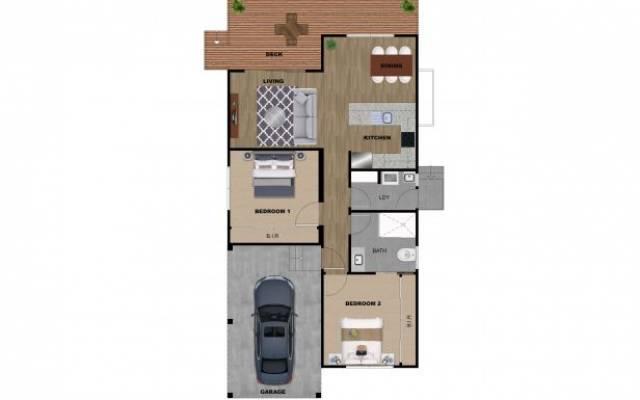 Residence 52 Lorikeet
