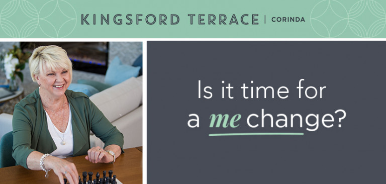 Downsizing session and morning tea | Kingsford Terrace Corinda