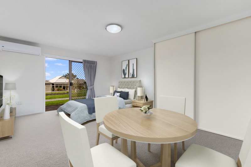Prime location with an array of services on your doorstep - Latrobe Village Serviced Apartment