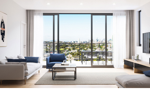 DEPOSIT TAKEN: Apartment 604 | The Atrium Lutwyche