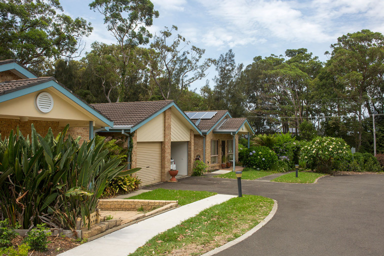 IRT St Georges Basin Retirement Village