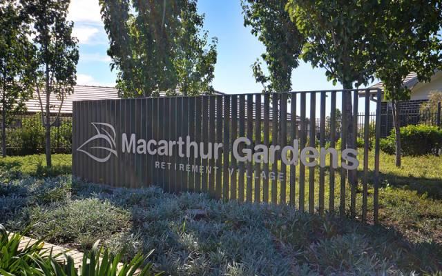 Macarthur Gardens Retirement Village