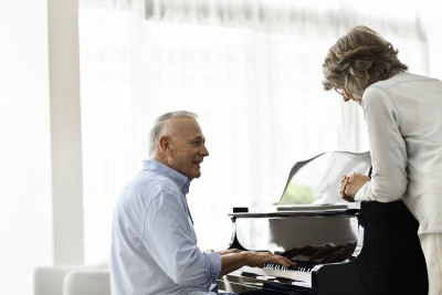 Perfect harmony of position, lifestyle and security - Exclusive to Over 55's