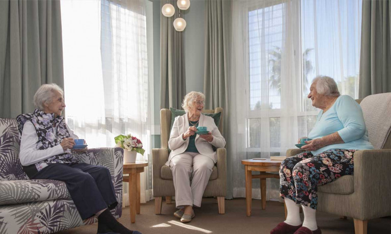 Thornton Park Residential Care