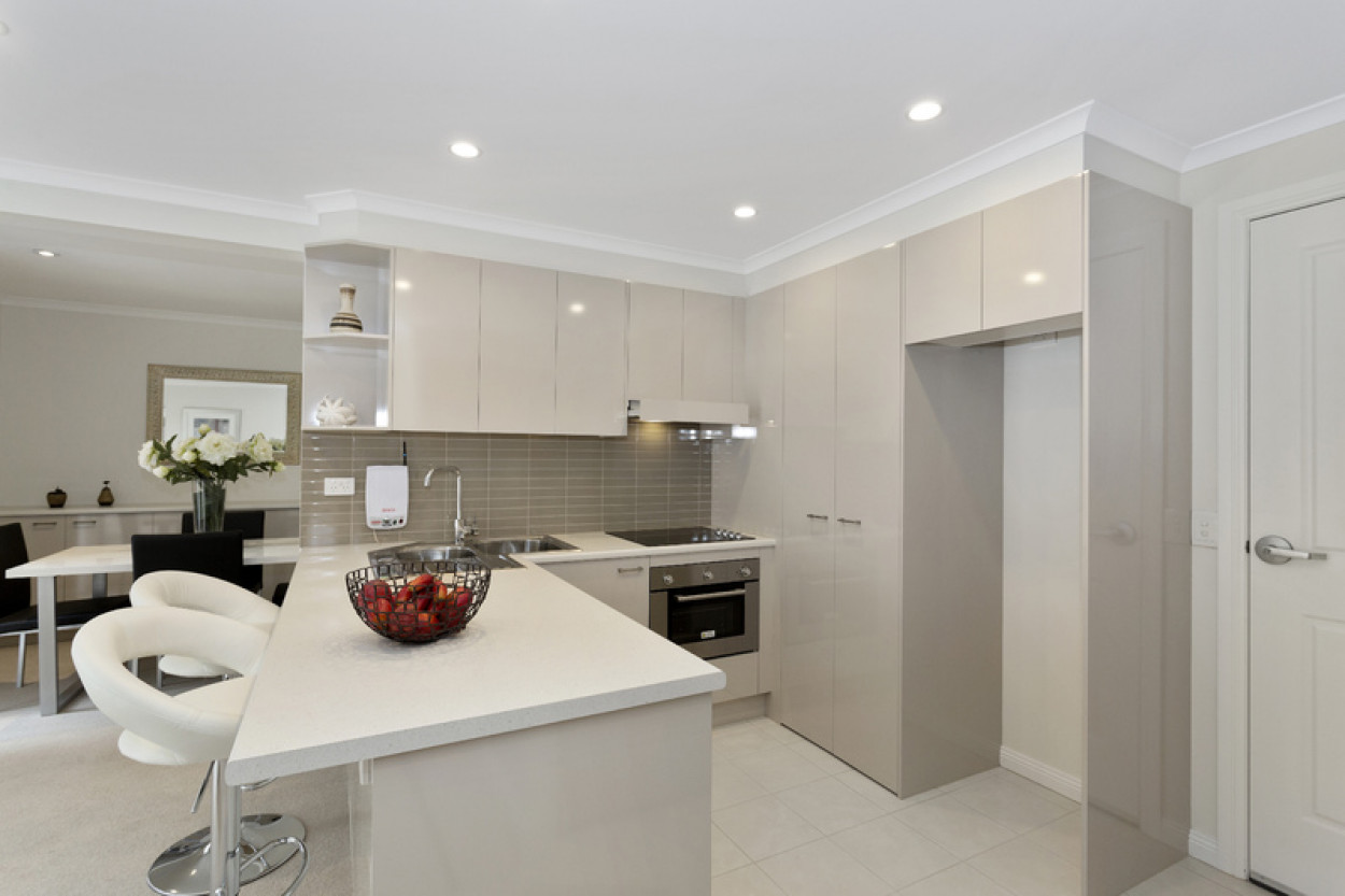Stunning garden apartment in perfect lifestyle location