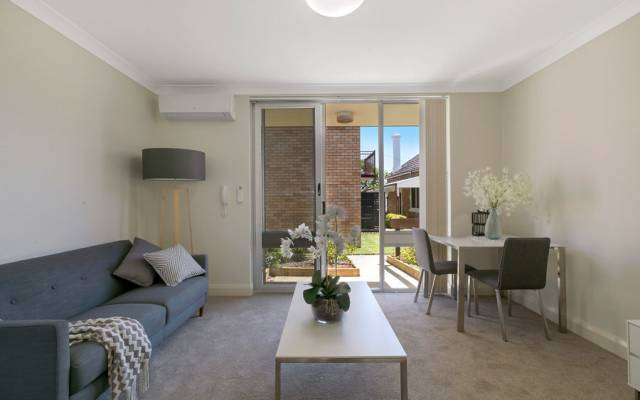 Social village with great access to Sydney