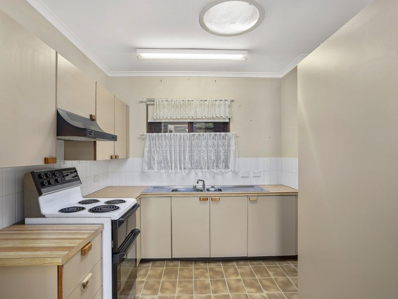 Opportunity to  put your own stamp on this roomy property