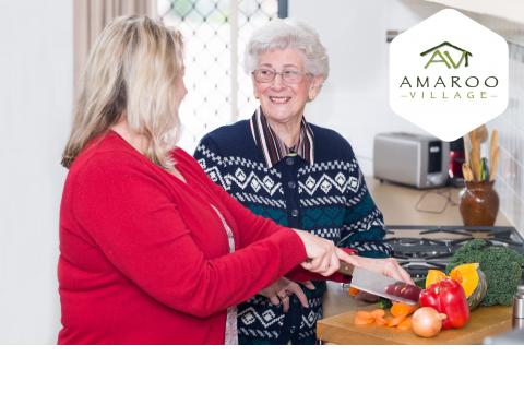 Amaroo@Home - Home Care Service