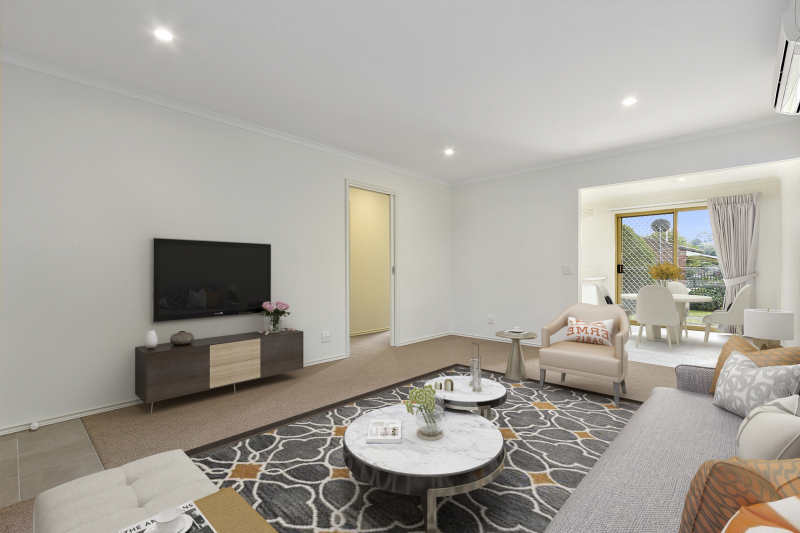 Downsize your home, upsize your lifestyle in this 2 bed home – Templestowe Village