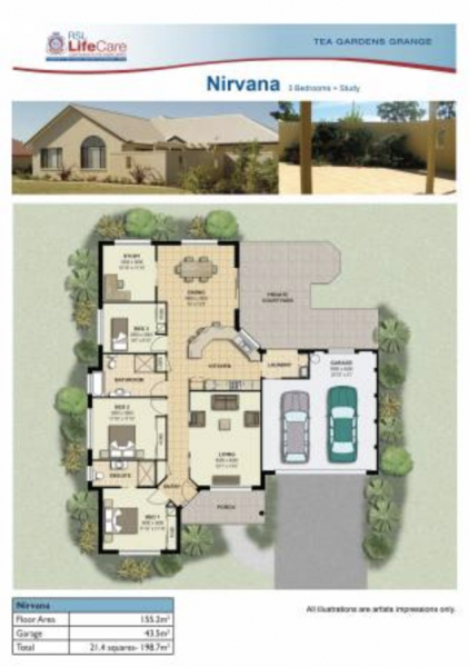 Tea Gardens Grange - New Development