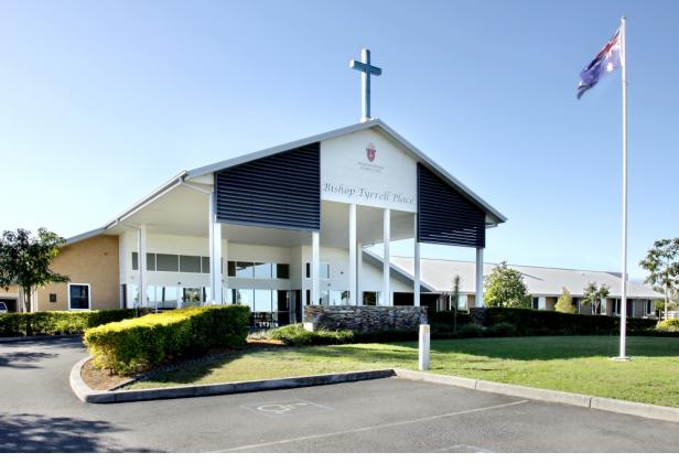 Bishop Tyrrell Place