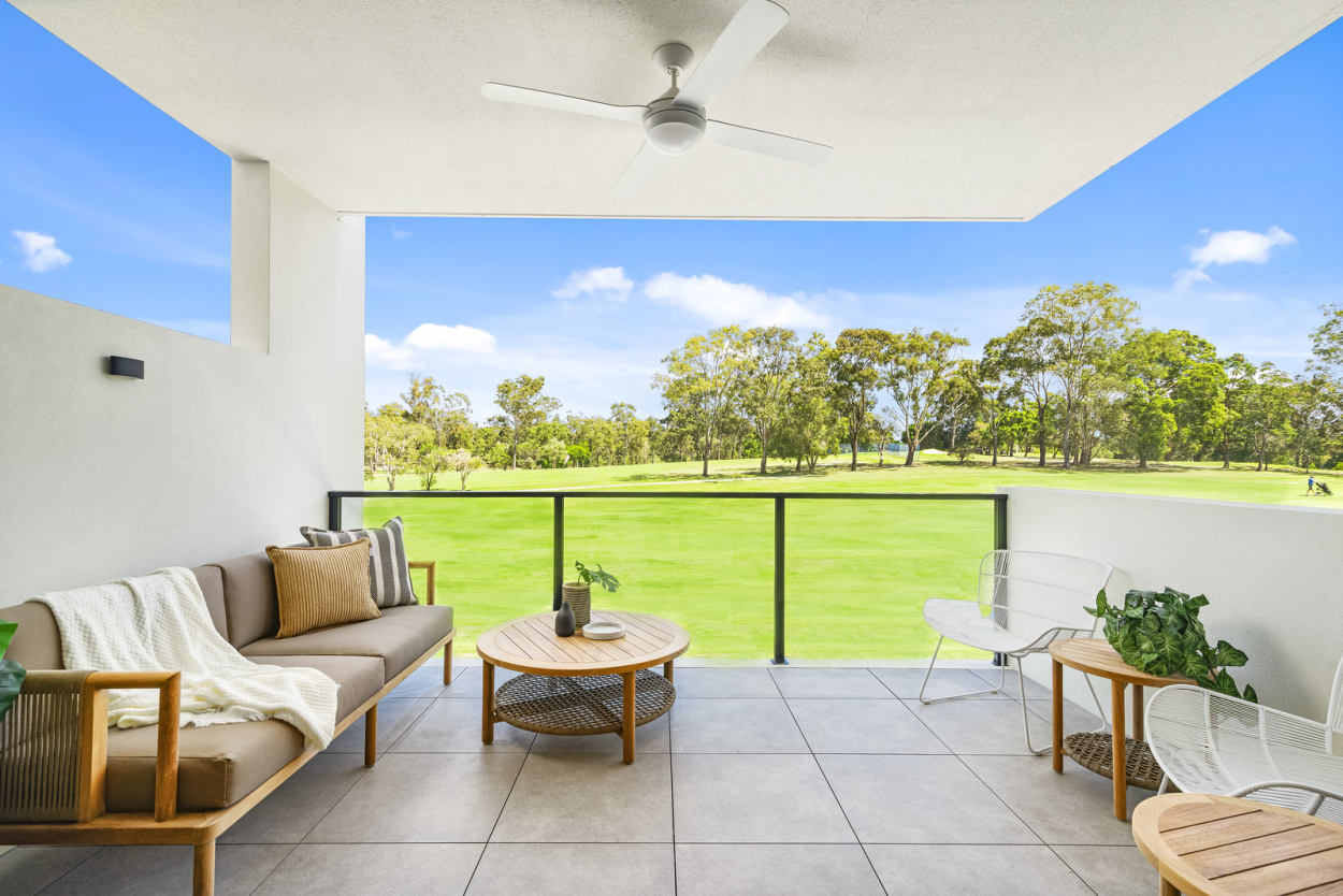 The Verge at Burleigh G.C  61 Hillcrest Parade - Miami 4220 Retirement Property for Sale