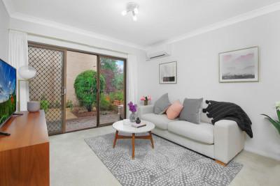 Apt 19 - Ground Floor - Living Choice Leisure Lea Gardens