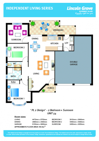 Rarely available 3 bedroom unit with double garage