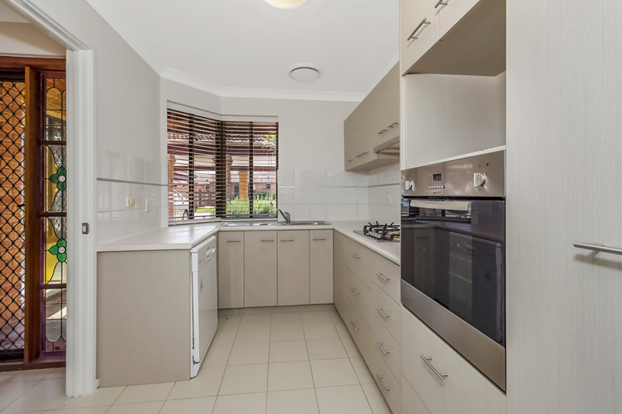 Superbly located villa with your very own front row seats to the sporting action on the village bowling green