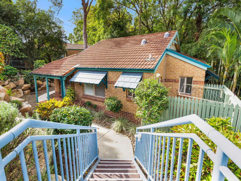 Stunning home with views in a perfect natural bushland setting