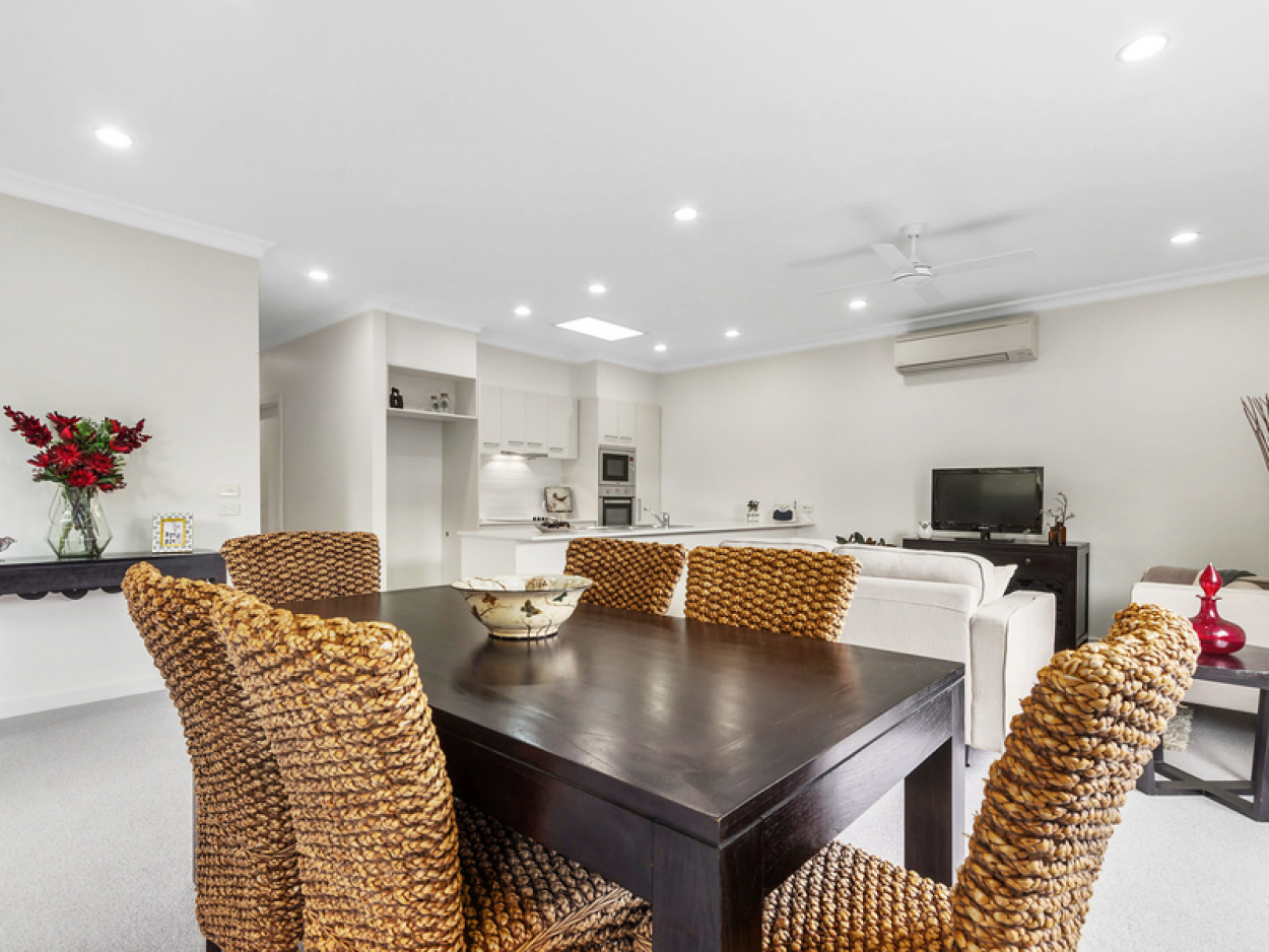 Charming home with open plan layout set in a perfect corner position
