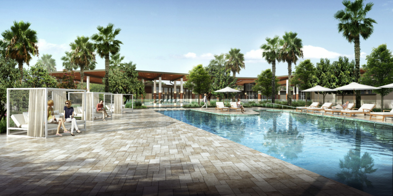 Luxury resort living at RV Lifestyle Village Oceanside