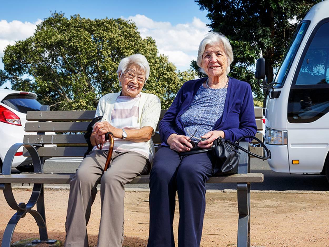 Uniting Healthy Living for Seniors Casino