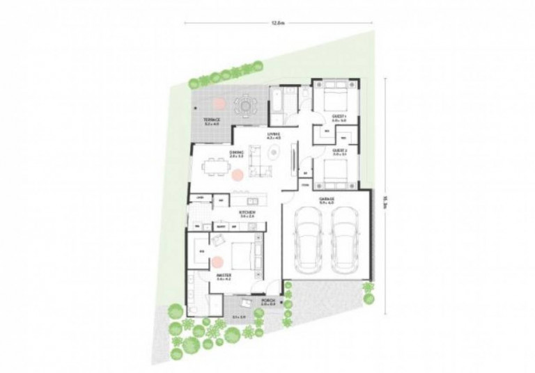 Orianna Lifestyle - 3 bedroom home