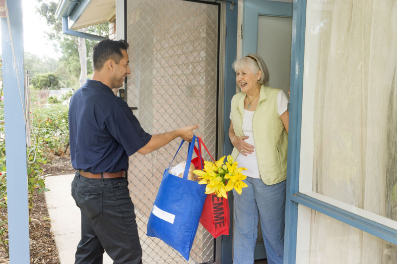 Aged care services in the northeastern suburbs delivered by Resthaven Community Services
