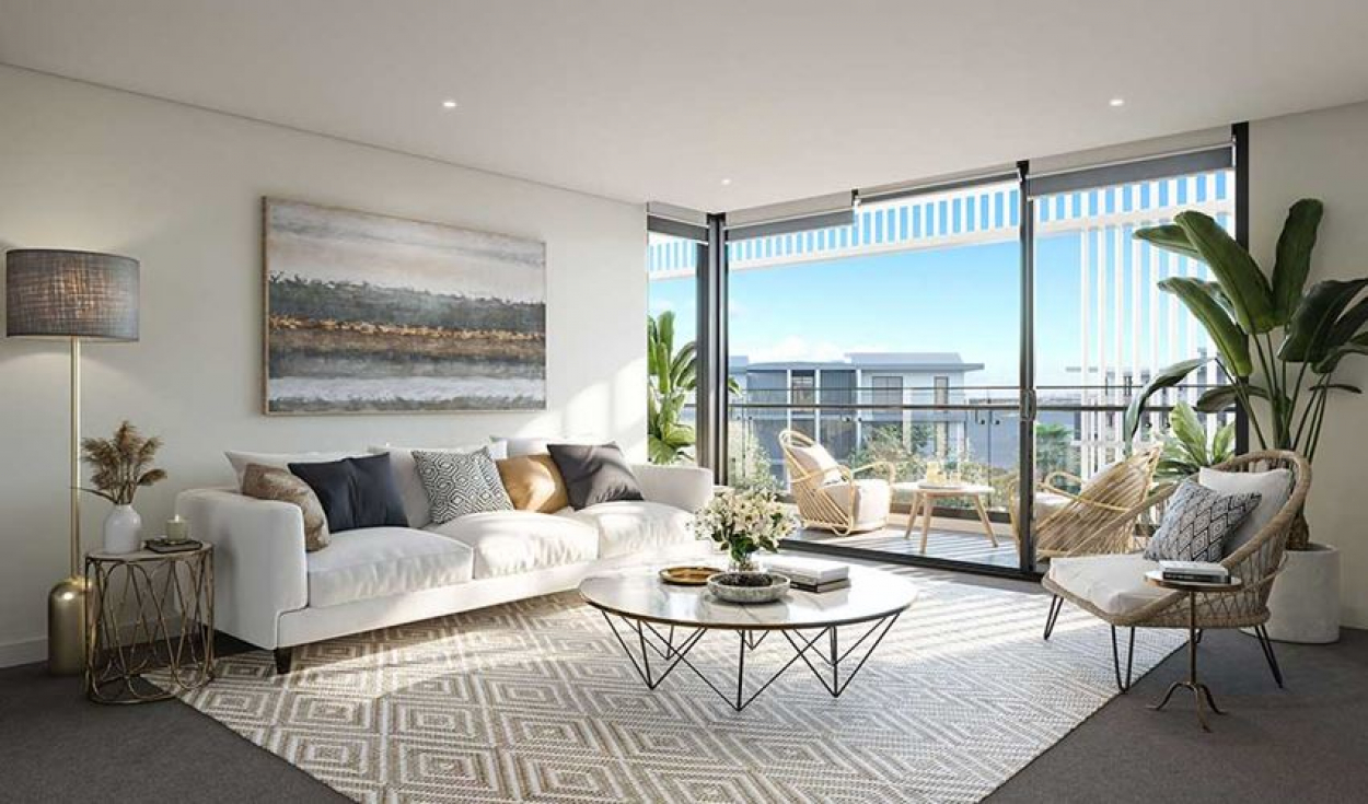 Woolooware Shores - luxury 1, 2 & 3 bed residences now available